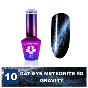 Lakier Hybrydowy - Colours by Molly - Cat Eye Meteorite 5D - 10 Gravity - 10ml