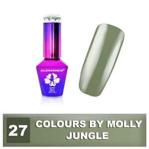 Lakier Hybrydowy - Colours by Molly - Jungle 27 - 10ml