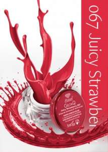 Semilac Geltaq Juicy Strawberry 067