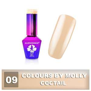 Lakier Hybrydowy - Colours by Molly - Coctail 09 - 10ml
