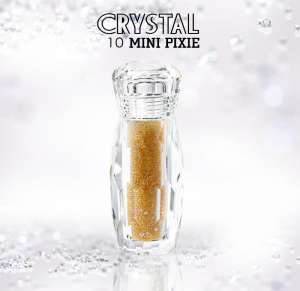 Cyrkonie - Crystal Mini Pixie Kolor - 10 Gold