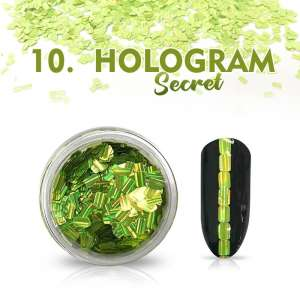 Hologram Secret - 10