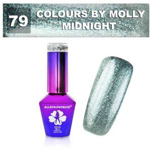 Lakier Hybrydowy CARNIVAL COLLECTION - Colours by Molly - Midnight 79 - 10ml