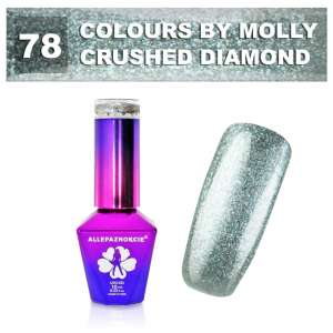 Lakier Hybrydowy CARNIVAL COLLECTION - Colours by Molly - Crushed Diamond 78 - 10ml