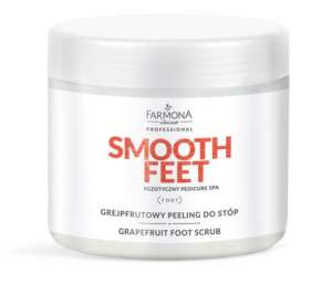 Grejpfrutowy Peeling do Stóp - Smooth Feet - Farmona - 690 g