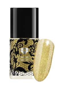Lakier do paznokci Semilac 037 Gold Disco - 7 ml