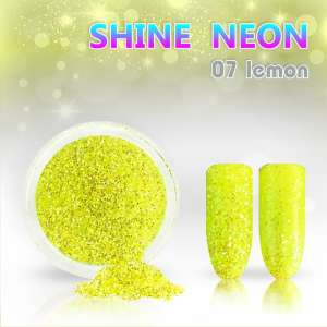 Shine Neon - Lemon 7