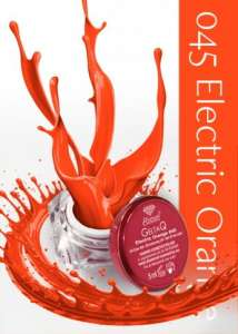 Semilac Geltaq Electric Orange 045