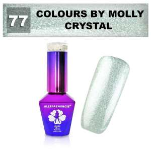 Lakier Hybrydowy CARNIVAL COLLECTION - Colours by Molly - Crystal 77 - 10ml