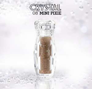 Cyrkonie - Crystal Mini Pixie Kolor - 08 Champagne