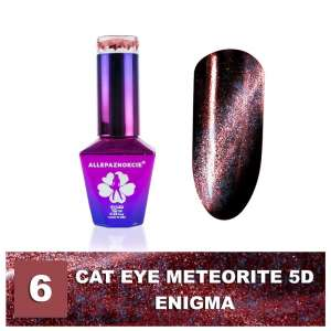 Lakier Hybrydowy - Colours by Molly - Cat Eye Meteorite 5D - 6 Enigma - 10ml